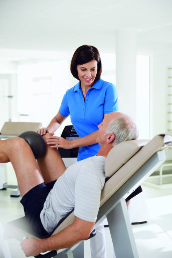 Frank Bartels - Physiotherapie im Paracelsushaus
